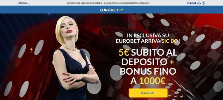bonus casino gratis
