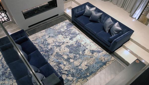 Contemporary handmade rugs - Artisan Carpet