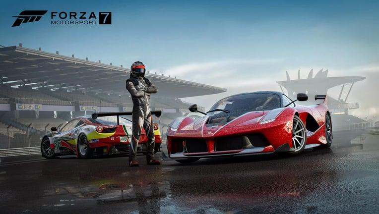 Forza Motorsport 7 Xbox Discontinue