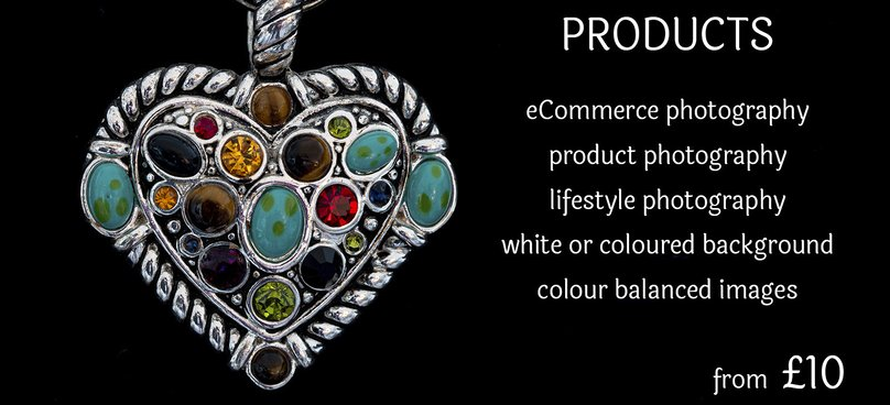 Product photography pricing