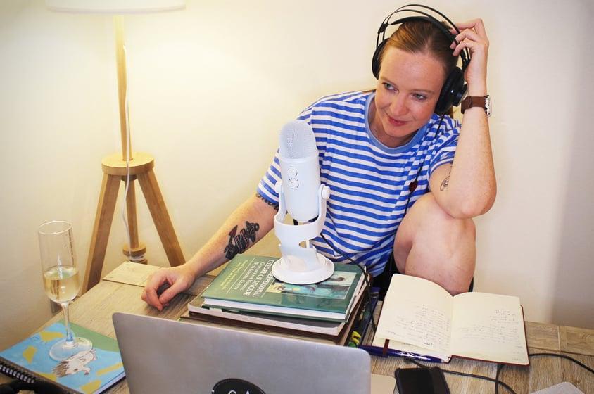 Bree Stewart of Feelz Podcast