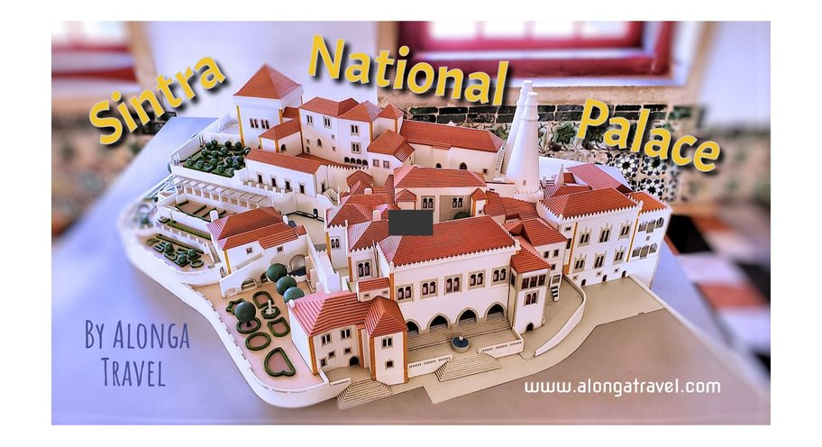 picture of The National palace of Sintra or Sintra Palace